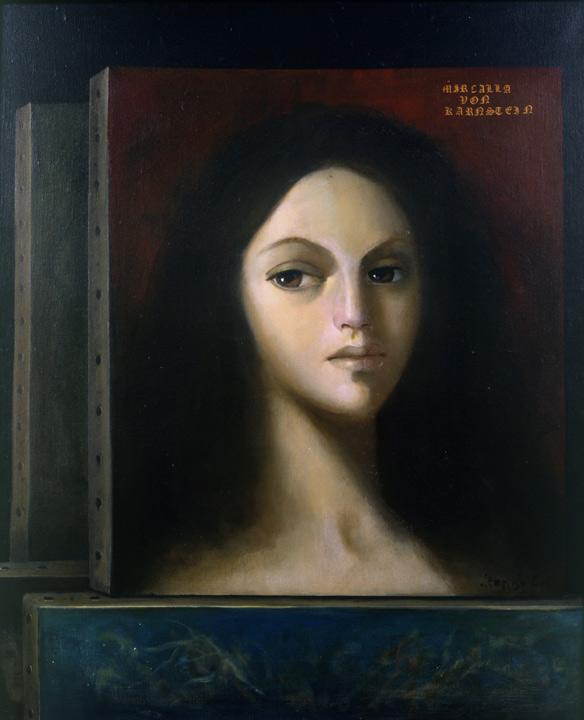 Leonor Fini's Maria Von Karnstein